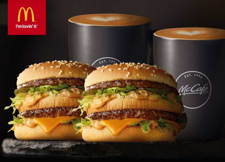 McDonald's Bundaberg Central, Bundaberg West & Bargara