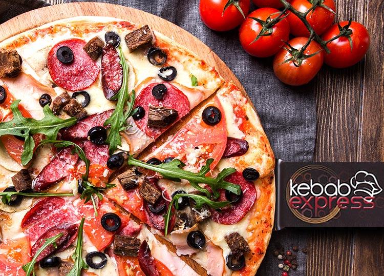 Kebab Express Pizza