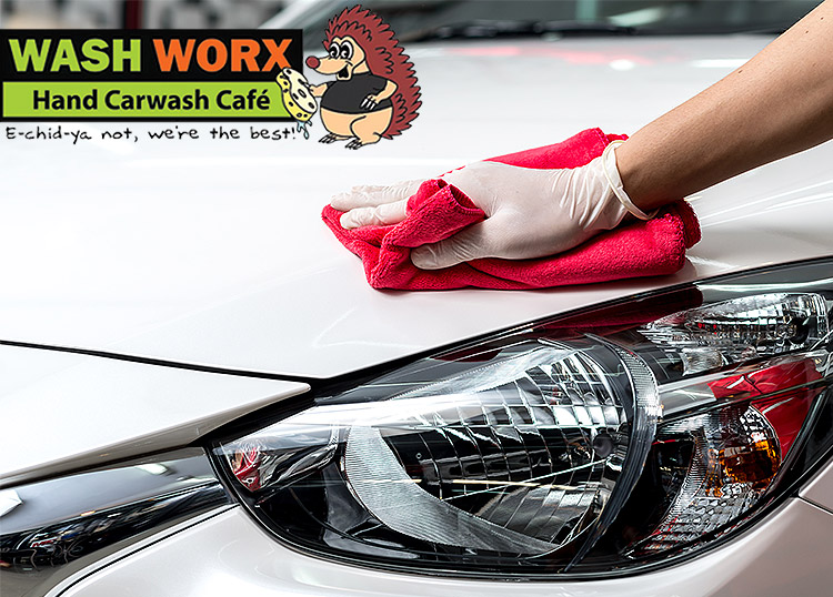 Wash Worx Carwash Cafe