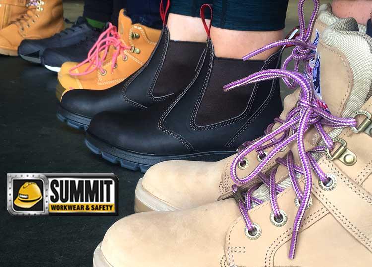 Summit Workwear & Safety