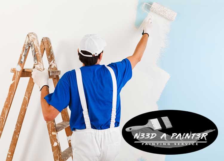 N33D A Paint3r Painting Service