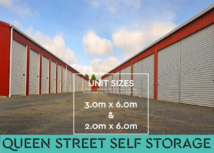 Queen Street Self Storage