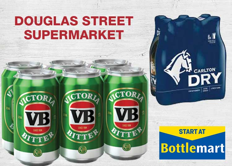 Douglas Street Supermarket