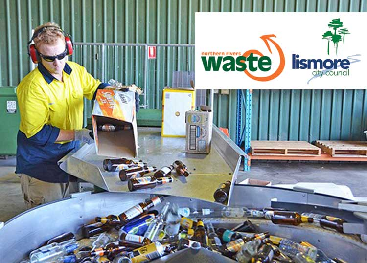 Lismore Return and Earn Automated Depot