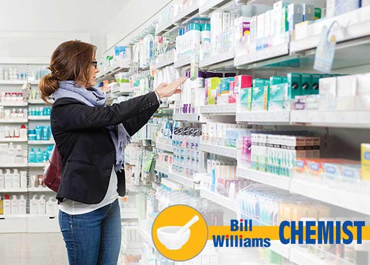 Bill Williams Chemist
