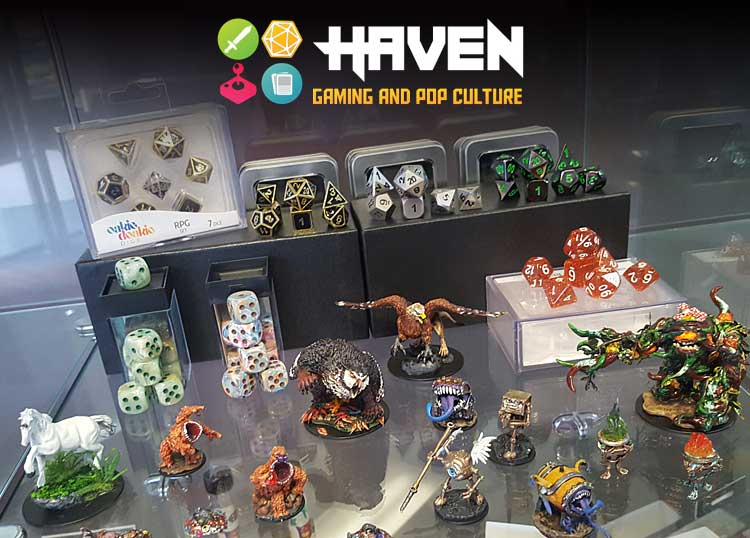 Haven Gaming and Pop Culture Store
