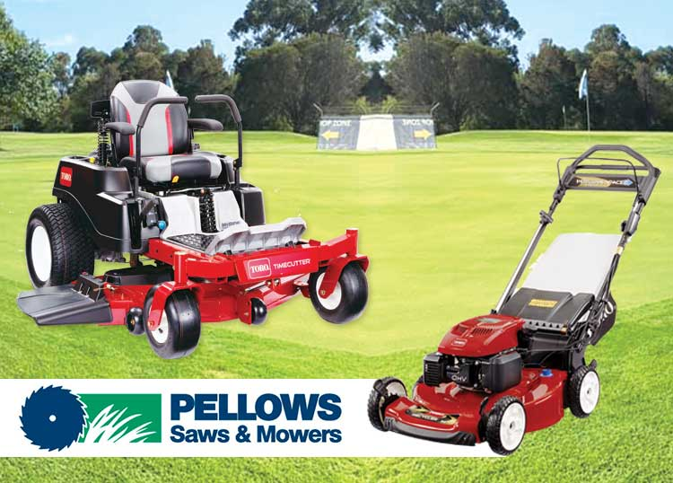 Pellows Saws & Mowers
