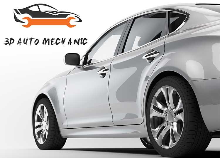 3D Auto Mechanic - Campbellfield