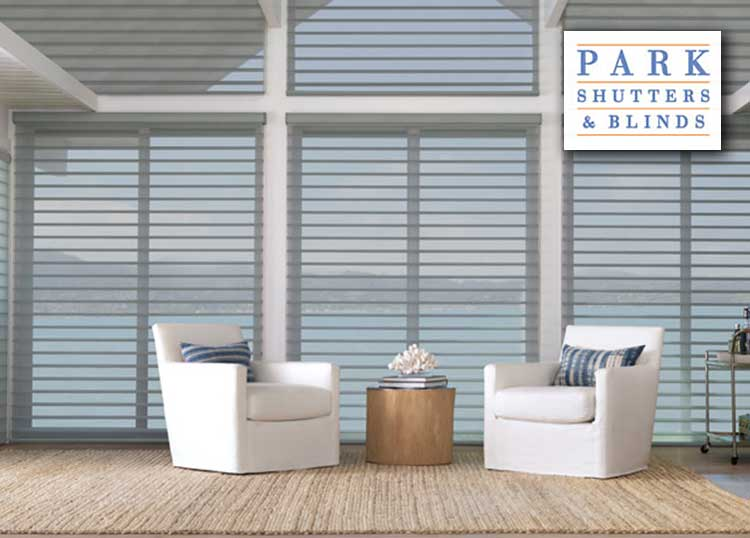 Park Shutters and Blinds Luxaflex