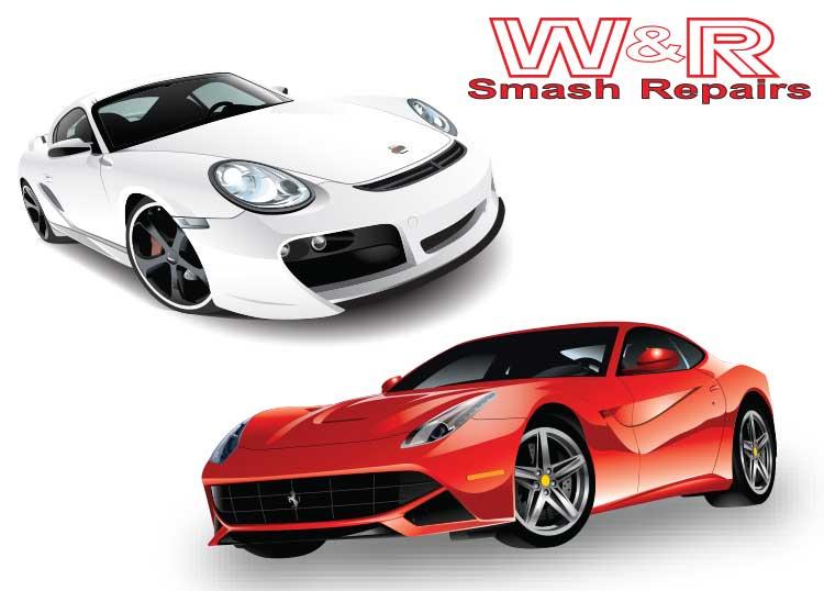 W & RSmashRepairs