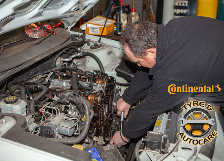Continental Tyre and Autocare