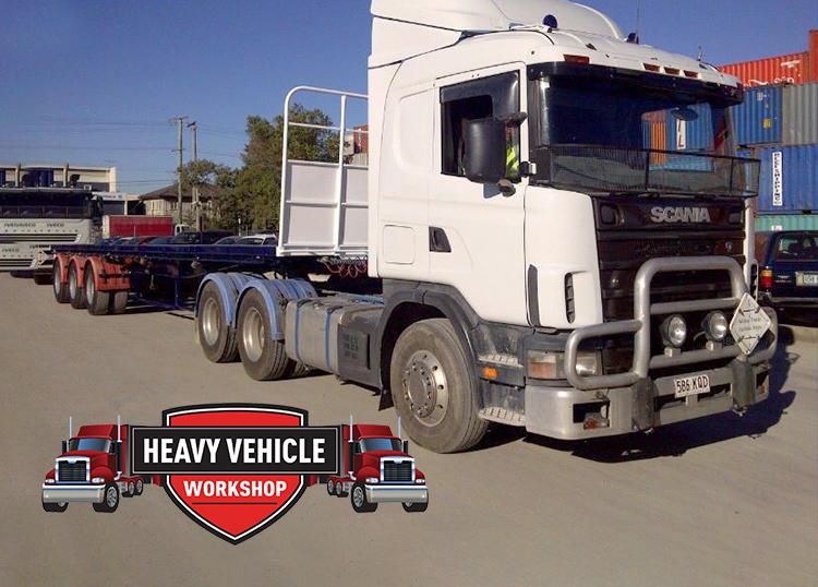 Heavy Vehicle Workshop