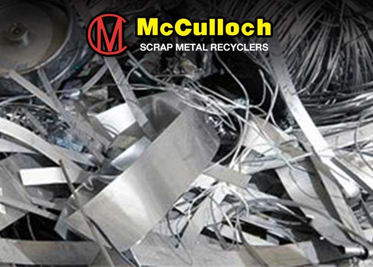 McCulloch Scrap Metals