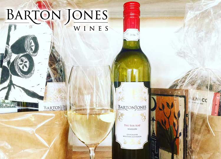Barton Jones Wines