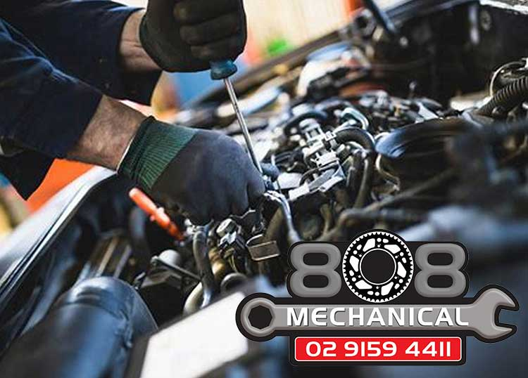 808 Mechanical