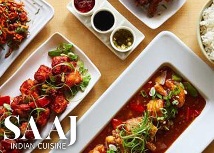 SAAJ Indian Cuisine