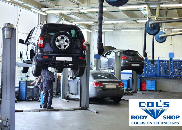 Col's Body Shop