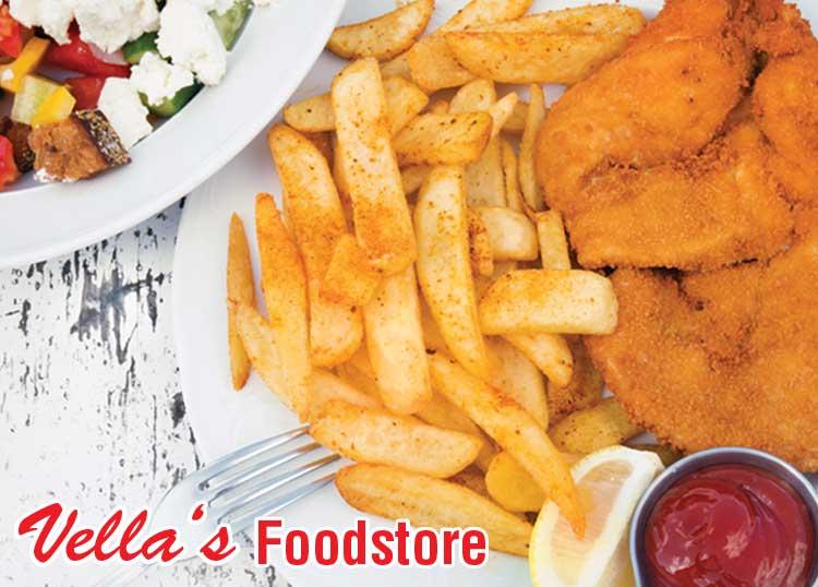 Vella's Foodstore Takeaway