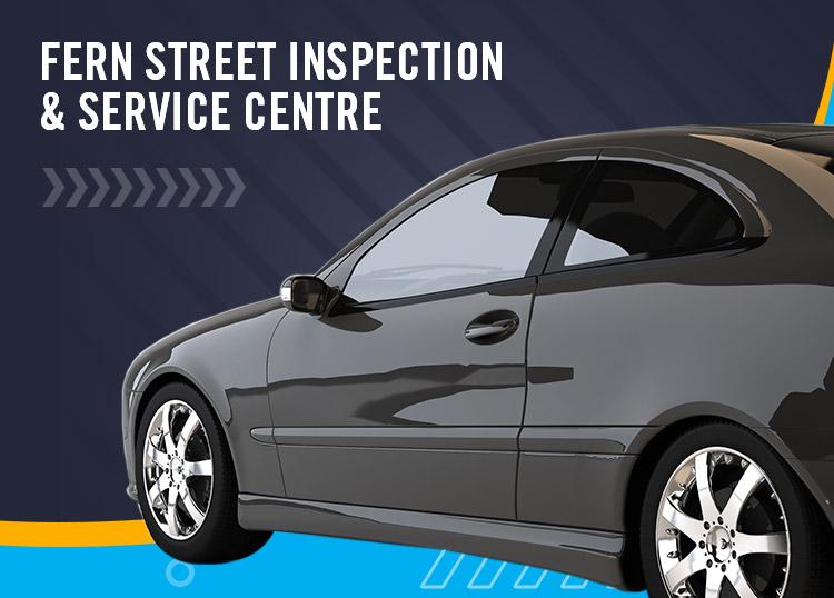 Fern Street Inspection & Service Centre
