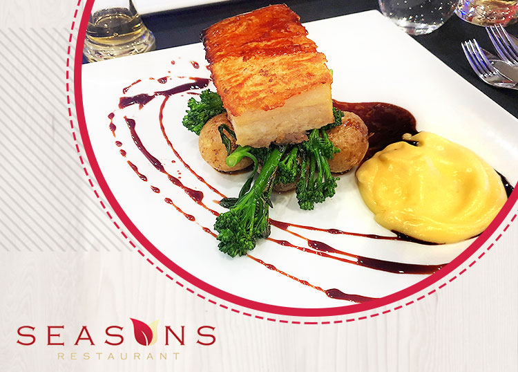 Hospitality Inn-Season's Restaurant