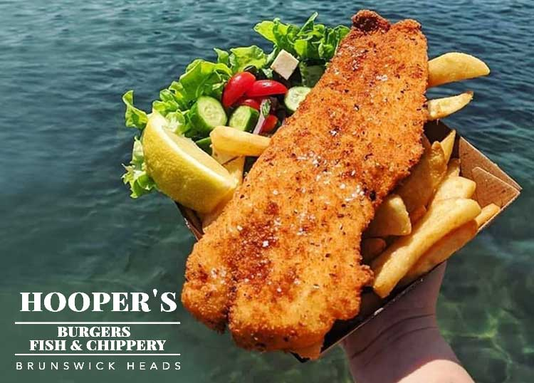 Hooper's Burgers, Fish & Chippery