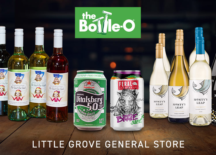 The Bottle-O Little Grove General Store