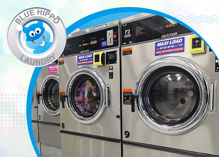 Blue Hippo Laundry Manor Lakes
