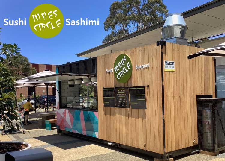 Innes Circle Sushi & Sashimi