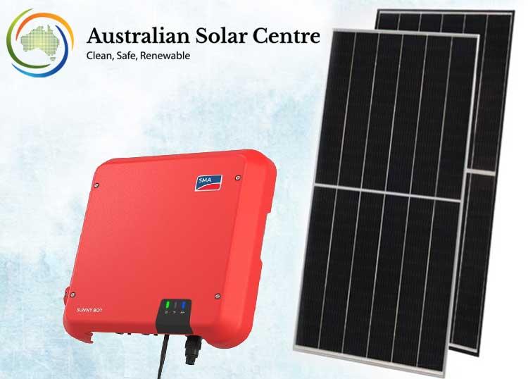 Australian Solar Centre