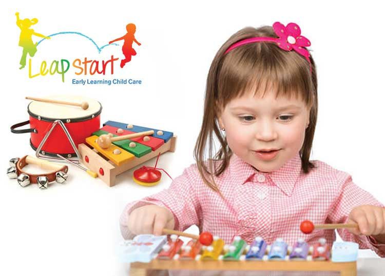 Leap Start Early Learning Child