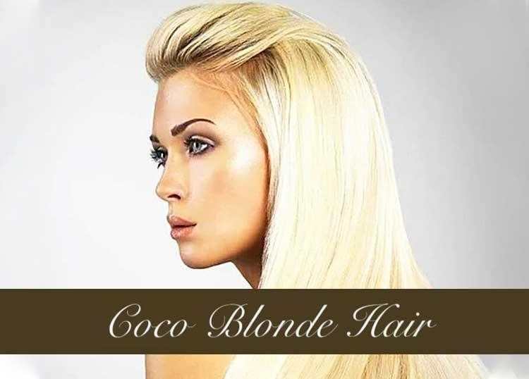 Coco Blonde Hair
