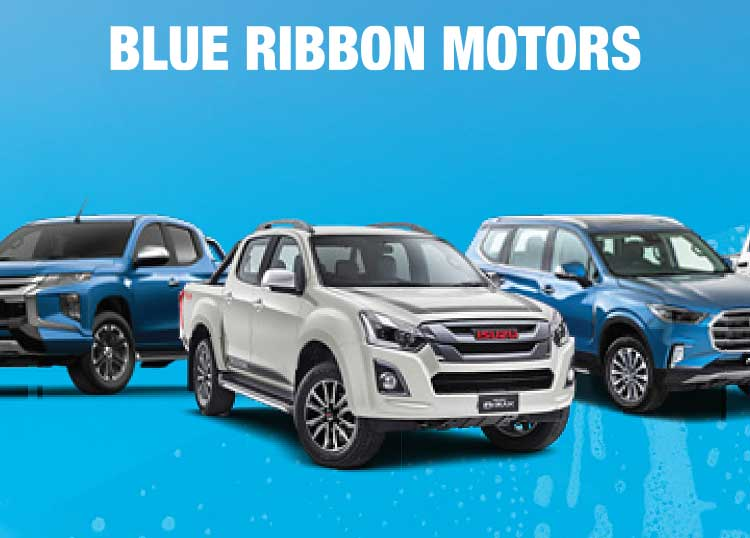 Blue Ribbon Honda