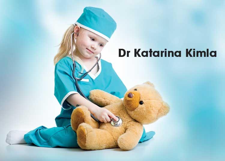 Dr Katarina Kimla