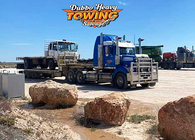 Dubbo Heavy Towing and Salvage
