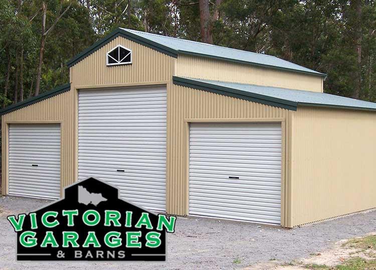 Victorian Garages & Barns