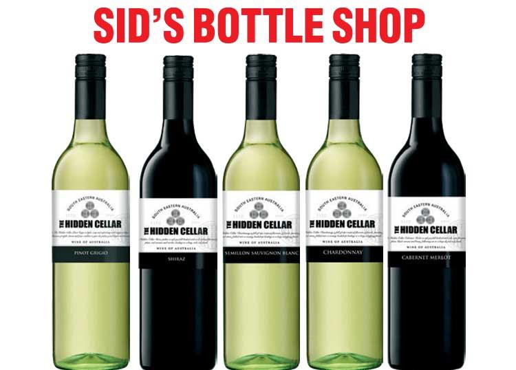Sid's Bottle Shop