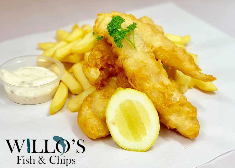 Willo's Fish and Chips