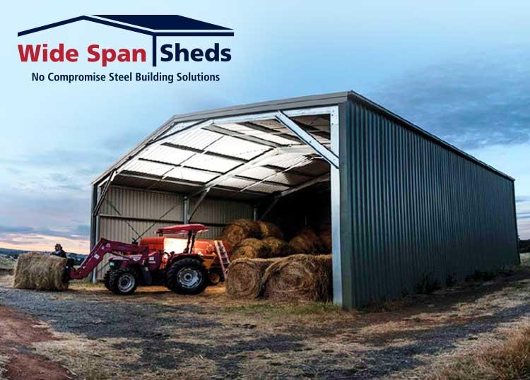 Wide Span Sheds Ingham