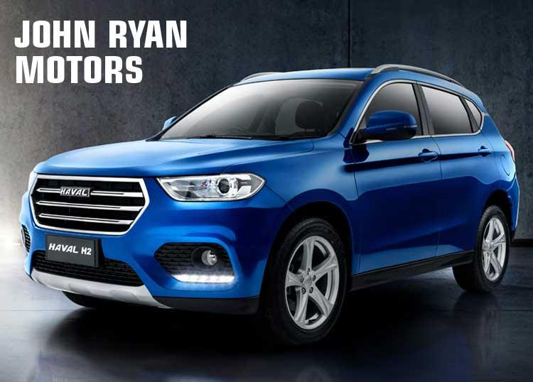 John Ryan Motors