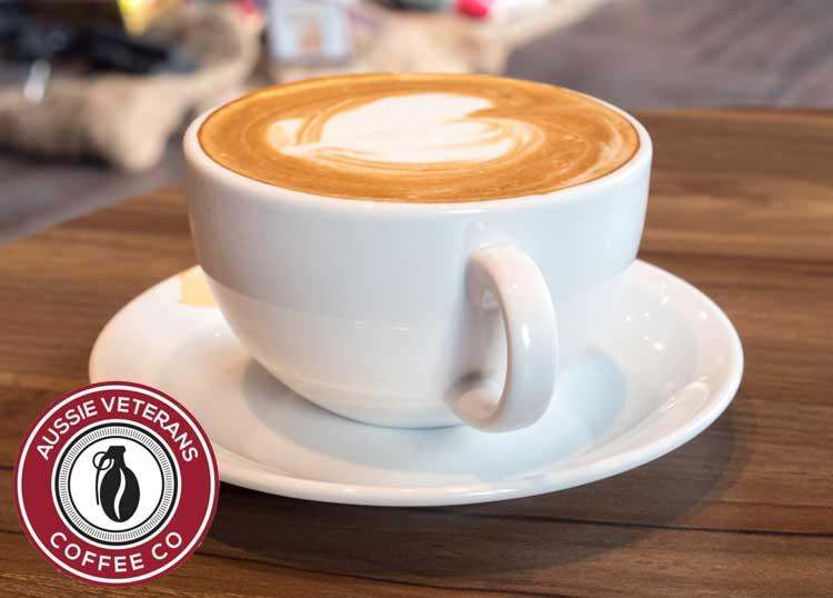 Aussie Veterans Coffee
