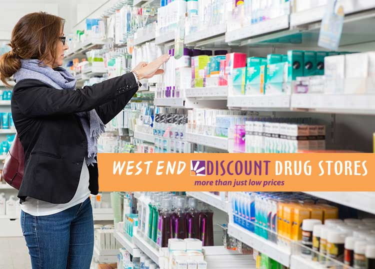 West End Discount Drug Store