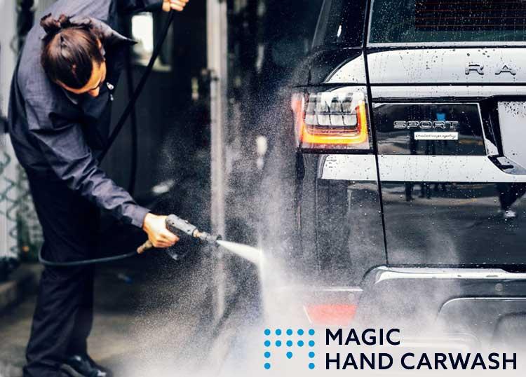 Magic Hand Car Wash Glen Iris