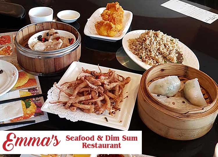 Emma's Seafood & Dim Sum Restaurant