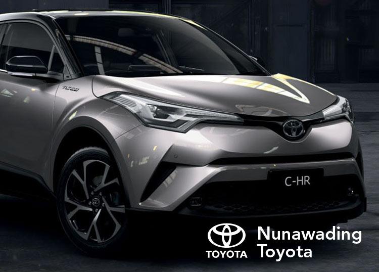 Nunawading Toyota - Service Centre