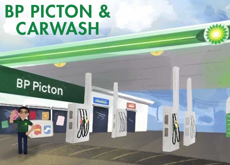 BP Picton & Car Wash