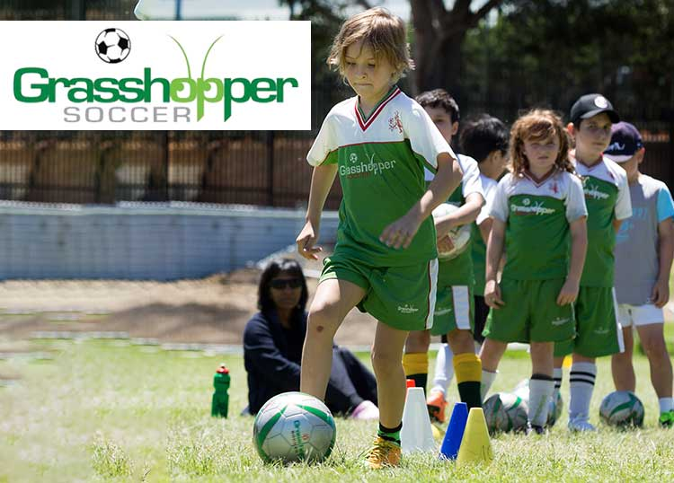 Grasshopper Soccer - South West Sydney