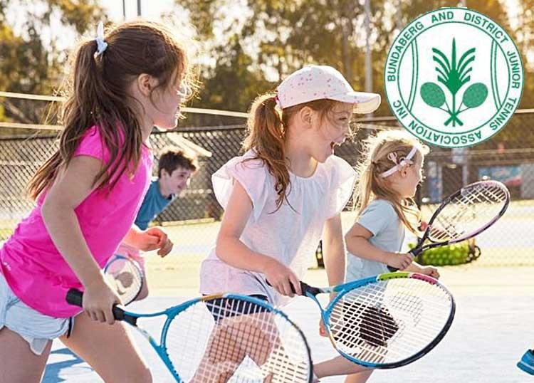 Bundaberg & District Junior Tennis