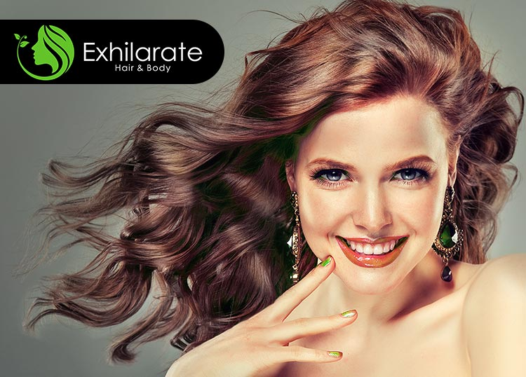Exhilarate Hair and Body