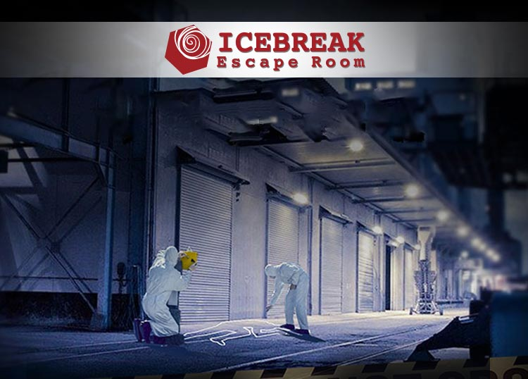 Ice Break Escape Room
