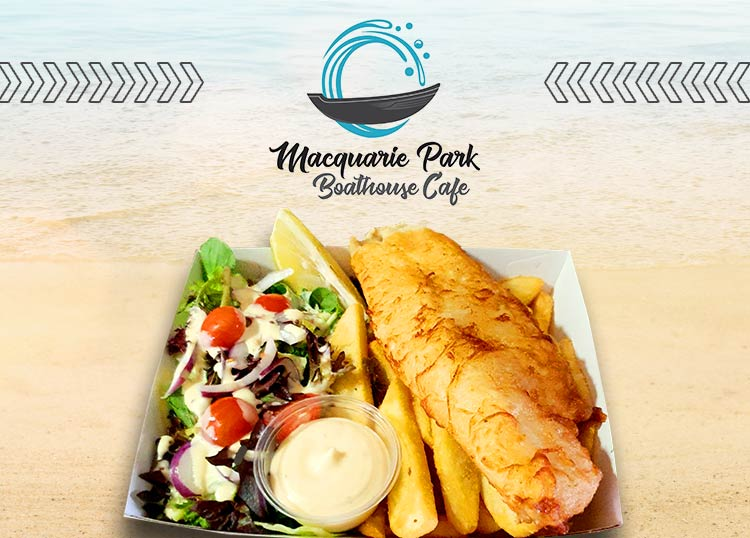 Macquarie Park Boathouse Cafe